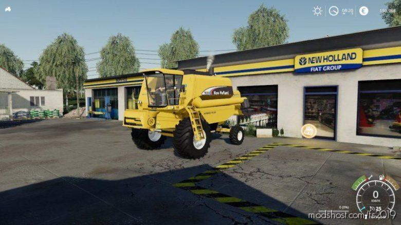NEW Holland TC 59 for Farming Simulator 19