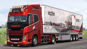 Volvo FH 2009/2012 Mega Tuning [1.38] for Euro Truck Simulator 2