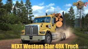 Next Western Star 49X Truck [1.38.X] for Euro Truck Simulator 2