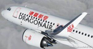 Dragonair A320 NEO 8K for Microsoft Flight Simulator 2020
