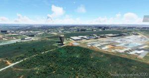 Gauteng Water Towers for Microsoft Flight Simulator 2020