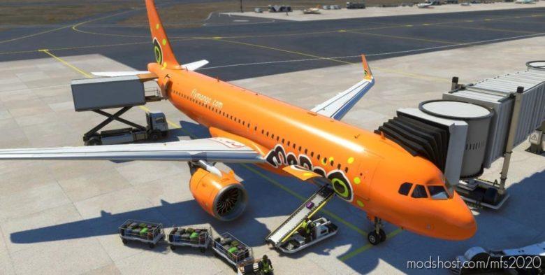 A320 Mango for Microsoft Flight Simulator 2020