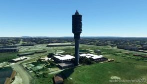 Radio Tower (Port Elizabeth) for Microsoft Flight Simulator 2020
