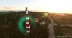 Lighthouses Wadden SEA NL for Microsoft Flight Simulator 2020