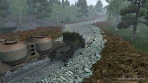 Map Harsh Russian Siberia R5 [1.38] for Euro Truck Simulator 2
