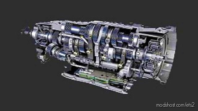 Detroit Diesel Series 60 Custom Vanta Cylindrics for Euro Truck Simulator 2
