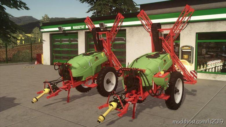 Kfmr Krukowiak Apollo 1000/15/PHX for Farming Simulator 19