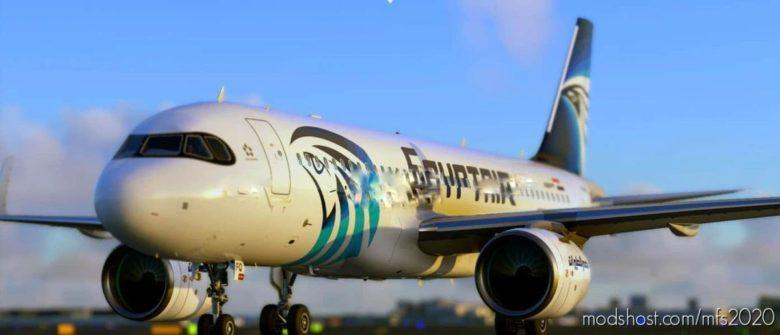Egypt AIR for Microsoft Flight Simulator 2020