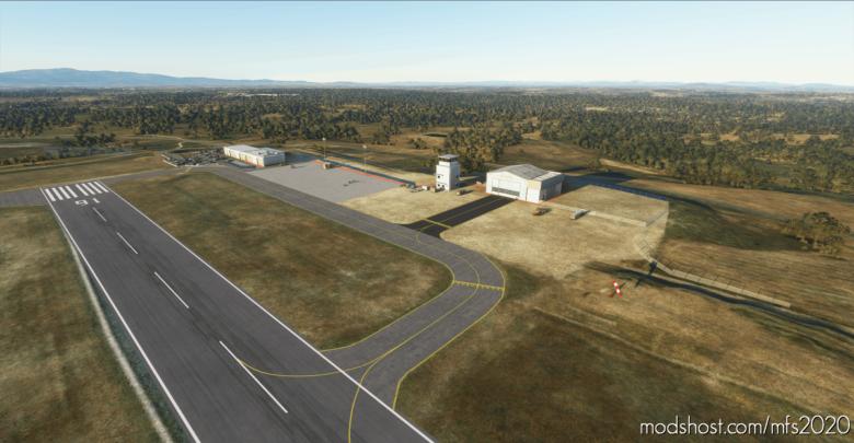Lpcb – Aerodromo Municipal DE Castelo Branco – Portugal for Microsoft Flight Simulator 2020