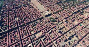 Italy – City Of Turin Project V1.2 for Microsoft Flight Simulator 2020