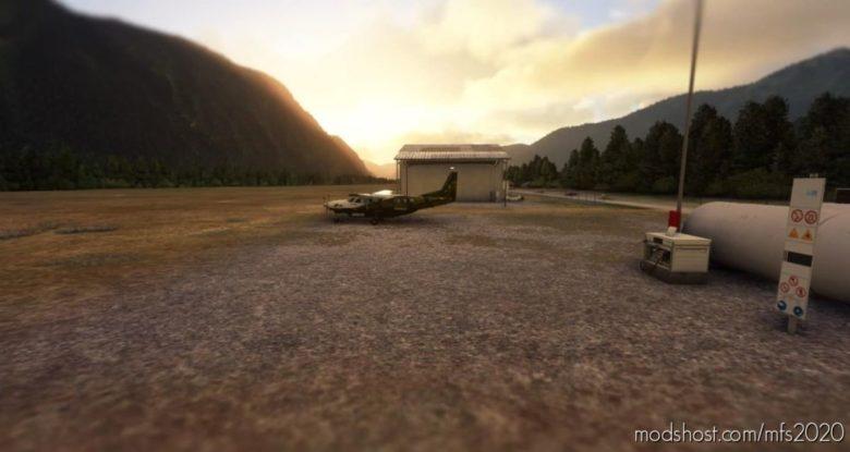 Hope Airport – [Cyhe] V0.1 for Microsoft Flight Simulator 2020