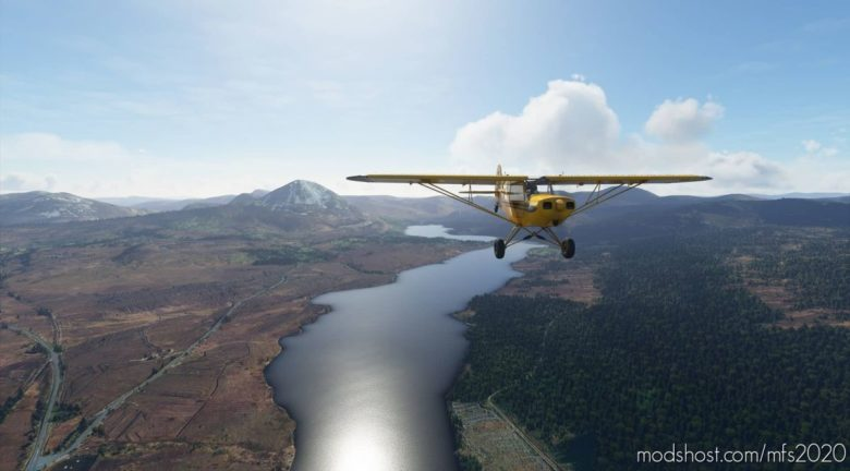 Northwest Ireland Bush Trip for Microsoft Flight Simulator 2020