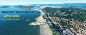 Santos – Brazil for Microsoft Flight Simulator 2020