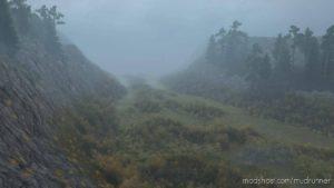 Ural 11: Mountains Map V2.0 for MudRunner
