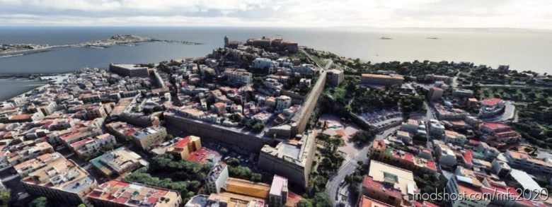 Ibiza Island (Balearics) – Spain for Microsoft Flight Simulator 2020