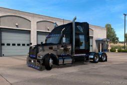 SCS Westernstar 49X Custom Truck [1.39] for American Truck Simulator