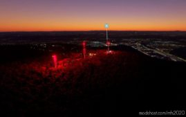 Königstuhl.. Towers.. for Microsoft Flight Simulator 2020