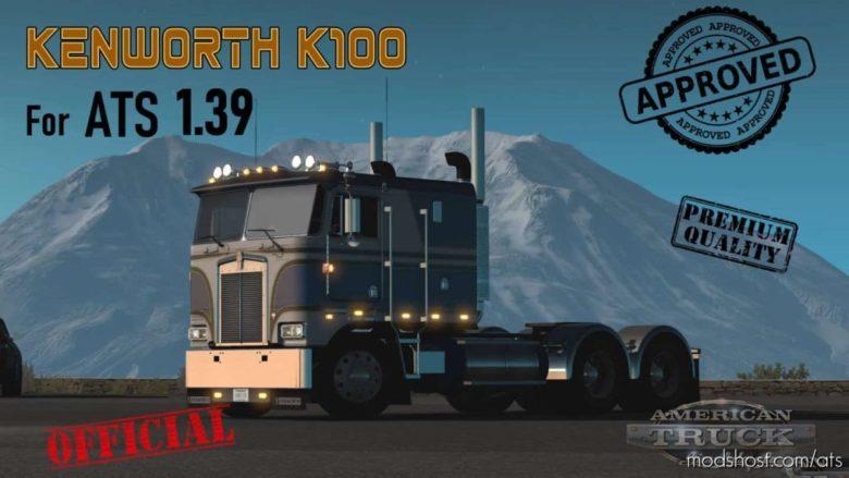 Kenworth K100-E Truck V1.3 for American Truck Simulator