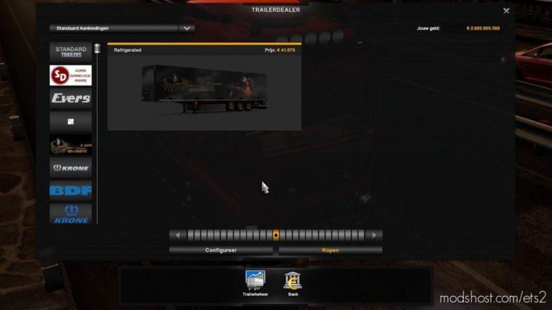 GS 2 Jahre Jubi Trailer [1.38] for Euro Truck Simulator 2