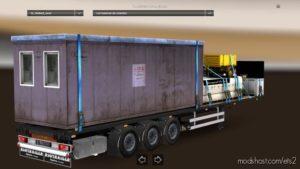 Flatbed RIO Trailer Pack [1.38] for Euro Truck Simulator 2