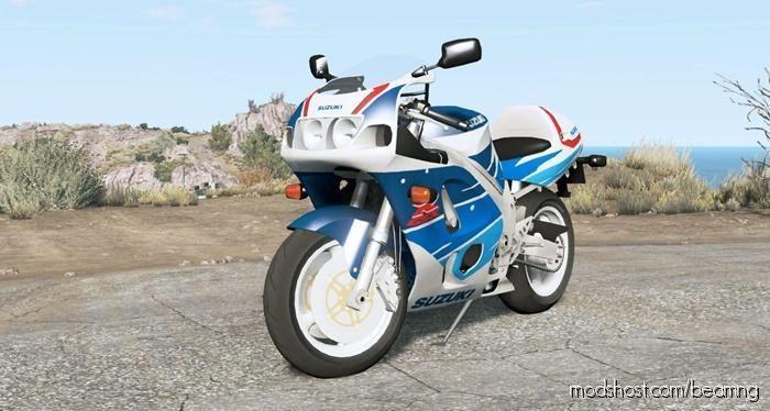 Suzuki Gsx-R750 for BeamNG.drive