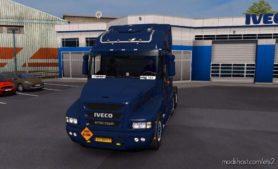 Iveco Strator [1.38] for Euro Truck Simulator 2