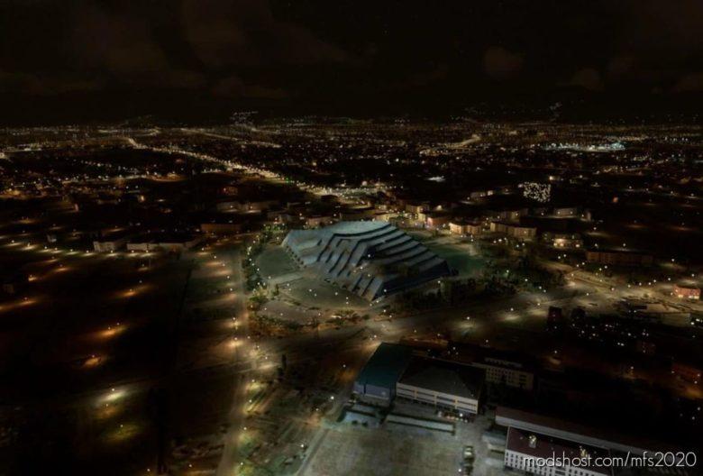 Nagano Japan for Microsoft Flight Simulator 2020