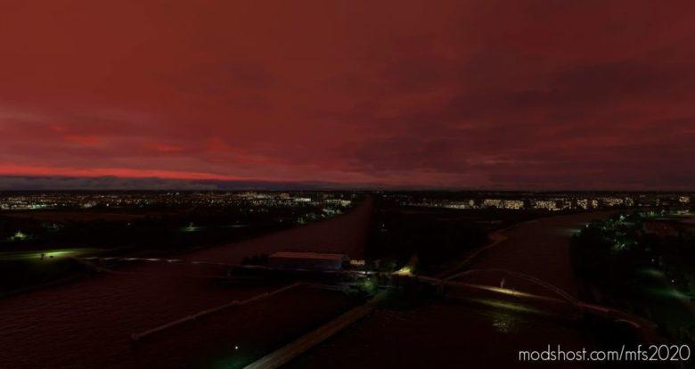 Plofsluis Nieuwegein for Microsoft Flight Simulator 2020