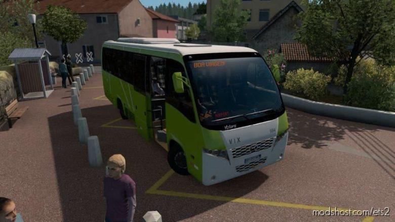 Volare W9 Micro MB V1.4 for Euro Truck Simulator 2