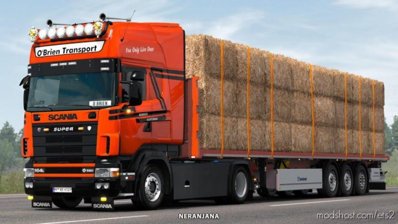 RJL Scania R & Streamline [1.38] for Euro Truck Simulator 2