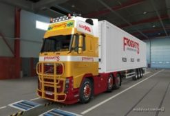 Froggatt's Haulage Skinpack [1.38] for Euro Truck Simulator 2