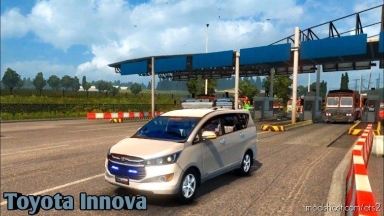 Toyota Innova Crysta V2.0 [1.38] for Euro Truck Simulator 2