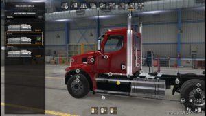 Unlock Hidden SCS Parts – WS 49X [1.38.X] for American Truck Simulator
