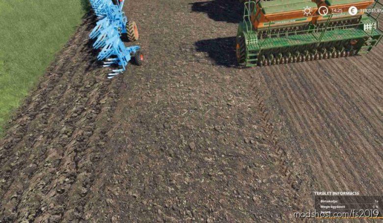 Soil Mod Textures for Farming Simulator 19