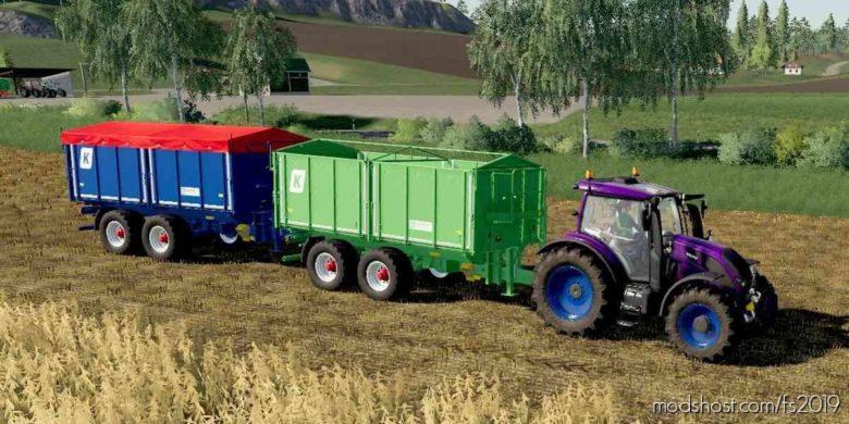 Agroliner TKD 302 Used for Farming Simulator 19