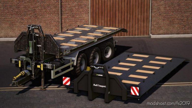 Multi Transporter for Farming Simulator 19
