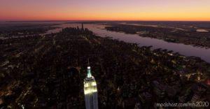 Empire State Building, NEW York V1.1 for Microsoft Flight Simulator 2020