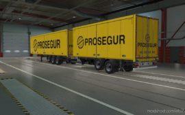 Skin Prosegur [1.38.X] for Euro Truck Simulator 2