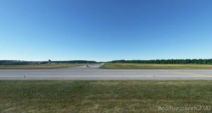 Prince George Cyxs, Bc,Canada – Terrain Adjustment for Microsoft Flight Simulator 2020