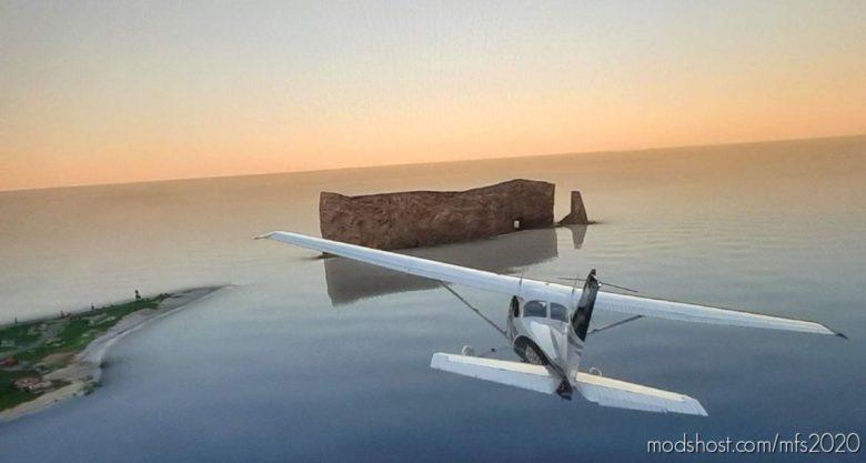 Percé, QC, CAN for Microsoft Flight Simulator 2020