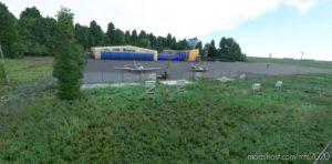 Aero Club Airport In Lubin (Eplu). V1.2 for Microsoft Flight Simulator 2020
