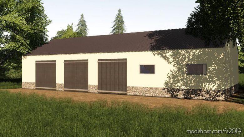 BIG Barn for Farming Simulator 19