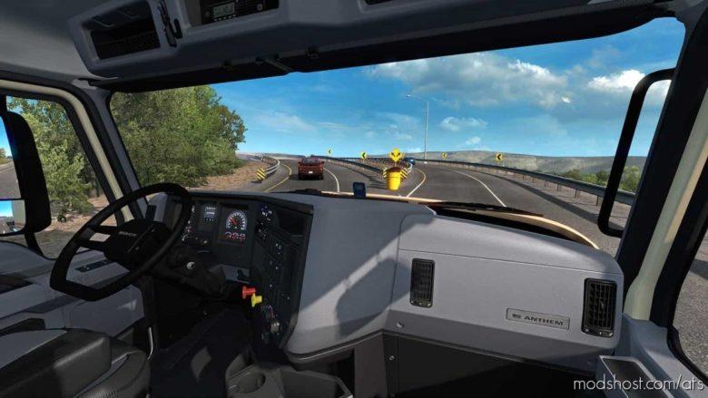 SCS Trucks Unlimited Seat Adjustment V1.0.0.2 [Updated 1.39] for American Truck Simulator