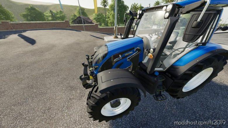 Stoll Frontloader Console (Prefab) for Farming Simulator 19