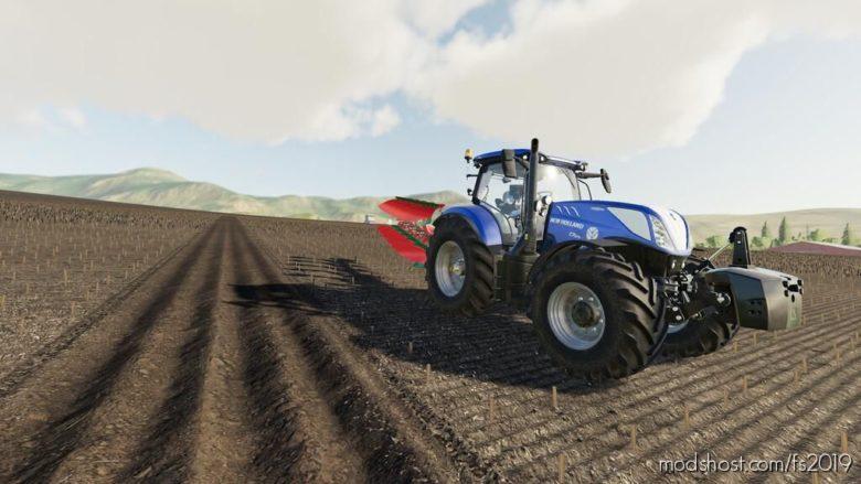 NEW Holland T7 Swb-Lwb for Farming Simulator 19