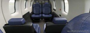 TBM 930, Panel And Interior Changes for Microsoft Flight Simulator 2020
