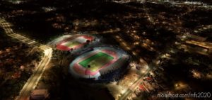 Pampeloponisiako National Stadium Of Patras for Microsoft Flight Simulator 2020