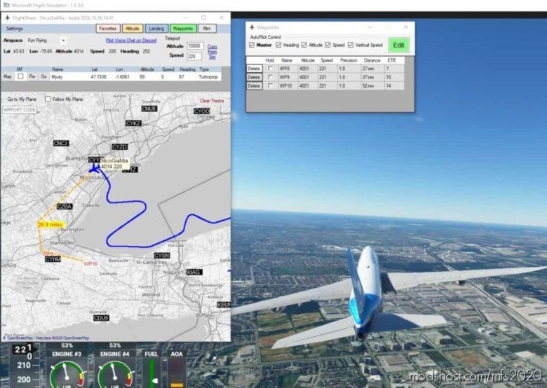Flightshare for Microsoft Flight Simulator 2020