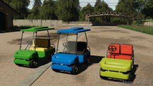 Lizard Golf Cart for Farming Simulator 19