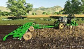 John Deere Protill 40 Plow Function for Farming Simulator 19